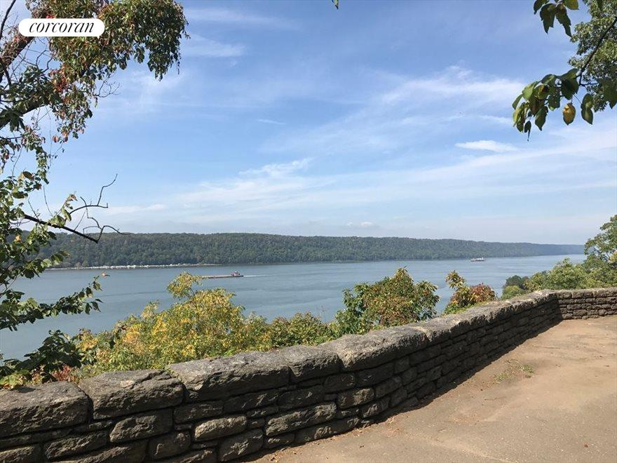 View from Fort Tryon Park
