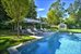 182 Hampton Street, Lovely recreation area: pool, pool house and cabana/garage