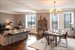 270 Riverside Drive, 1B, Dining Room