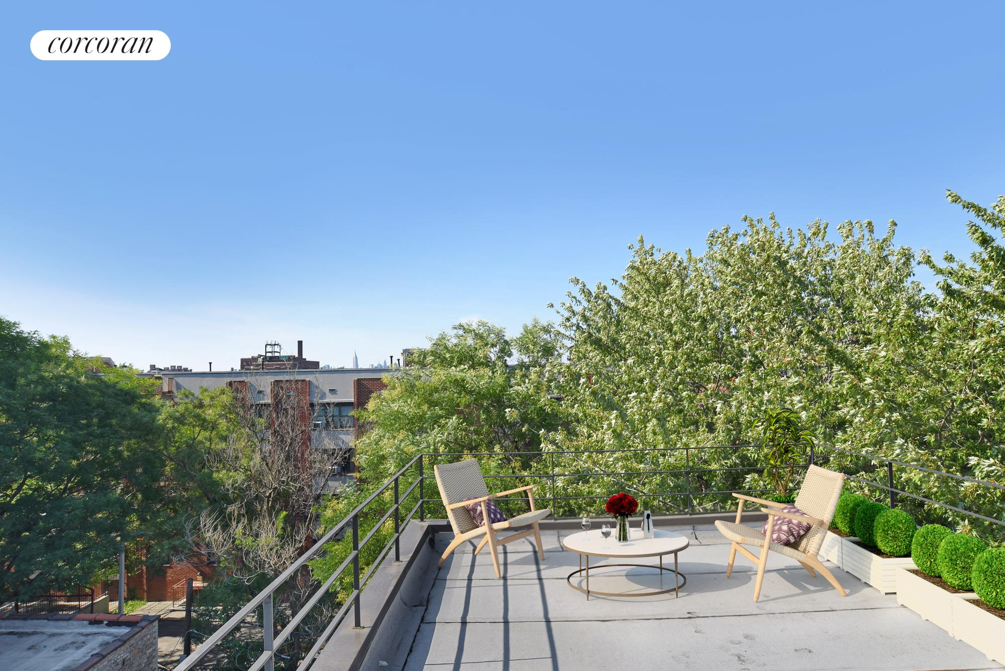 56 South 3rd Street, 2B, Open Living Room