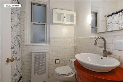 New York City Real Estate | View 123 West 74th Street, #1A-1 | Bathroom