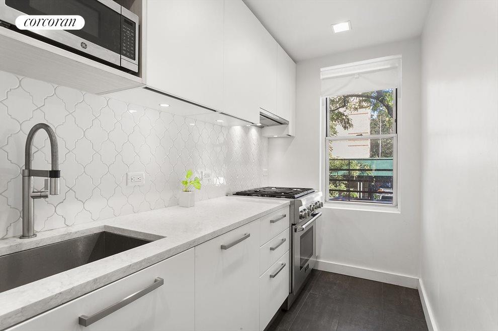 Windowed Kitchen Renovated Q4 2016