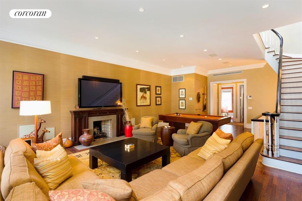 Corcoran 30 west 85th street upper west side real estate for Upper west side townhouse for sale
