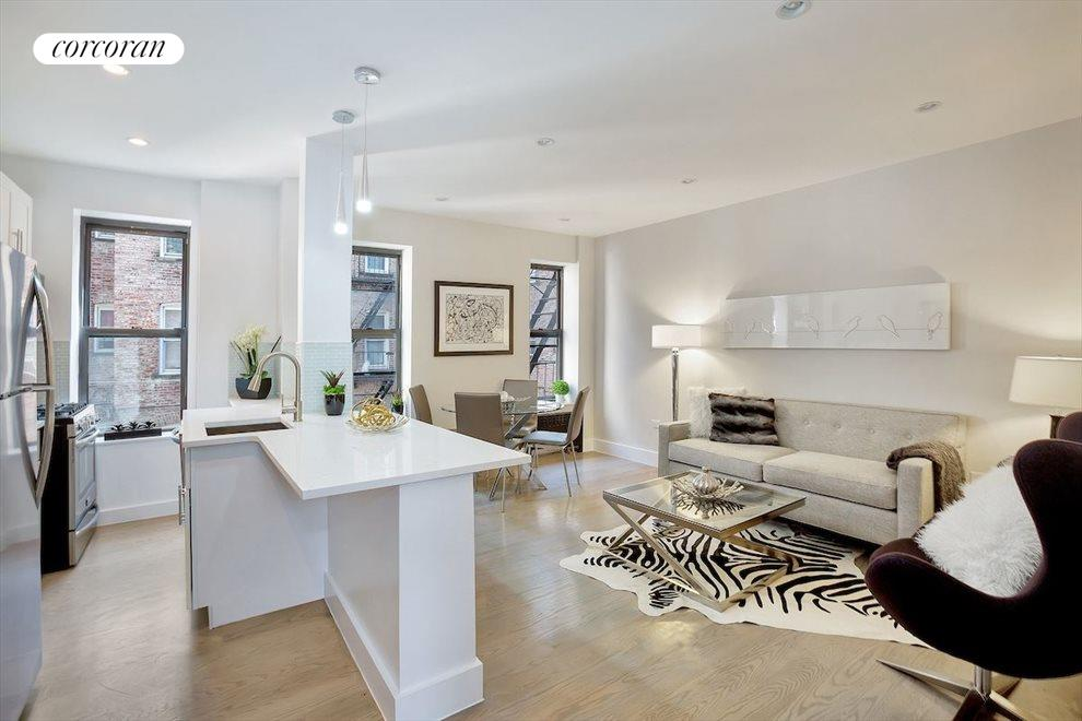 New York City Real Estate | View 601 Crown Street, #B5 | 1 Bed, 1 Bath
