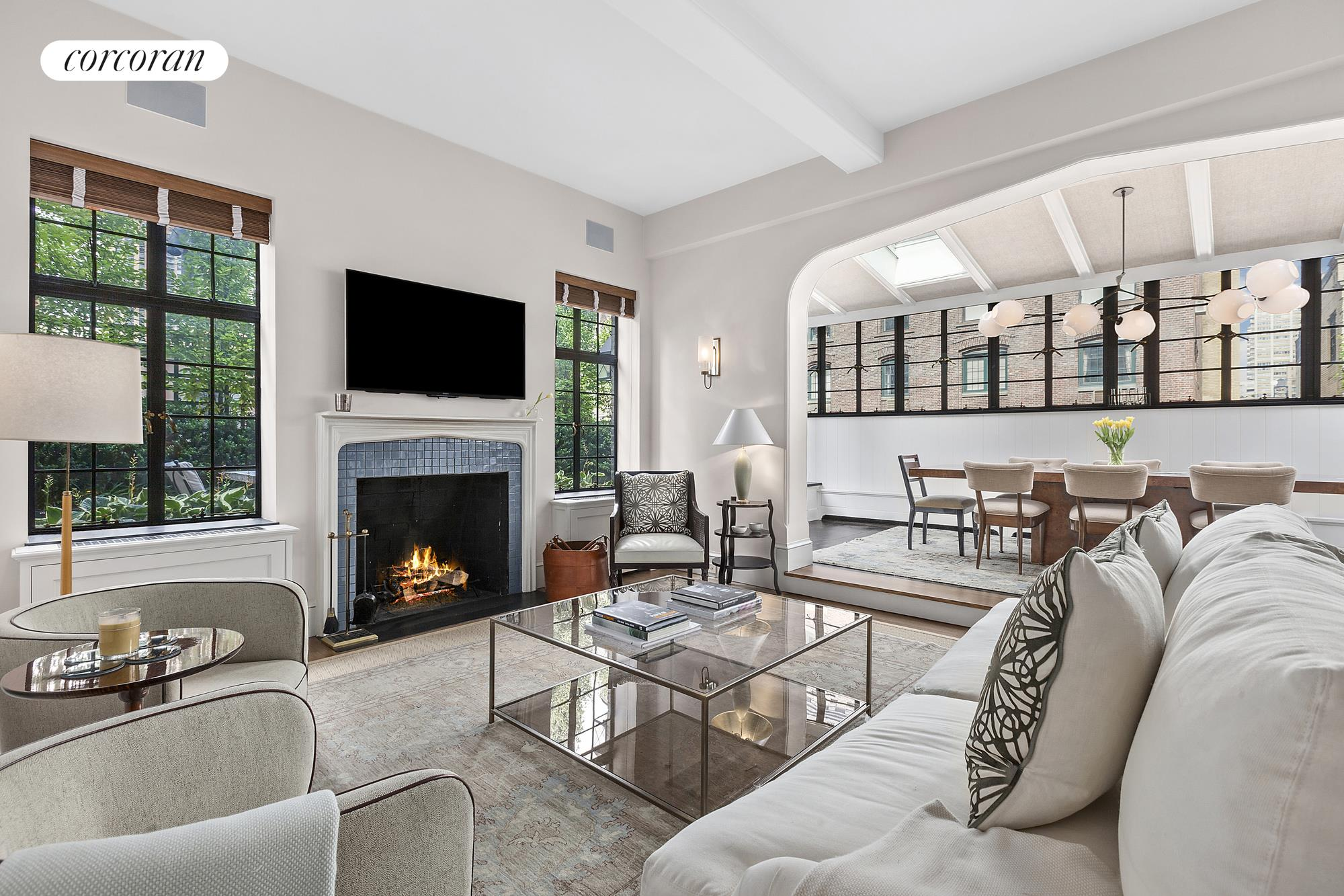 40 West 67th Street, 10A, Private Terrace / Central Park Views
