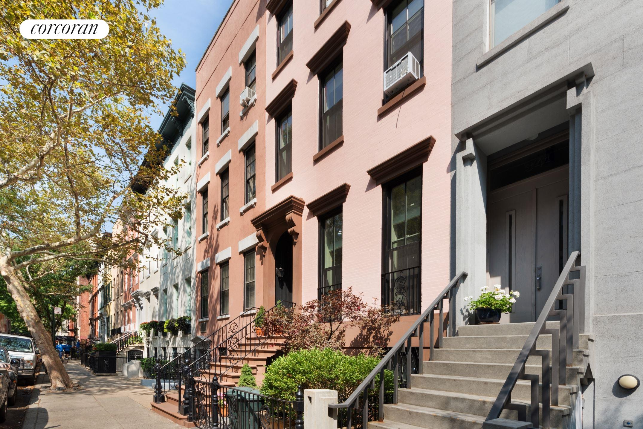 Corcoran 343 east 18th street gramercy real estate for Gramercy park townhouse for sale