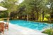 45 Clamshell Avenue, pool from deck