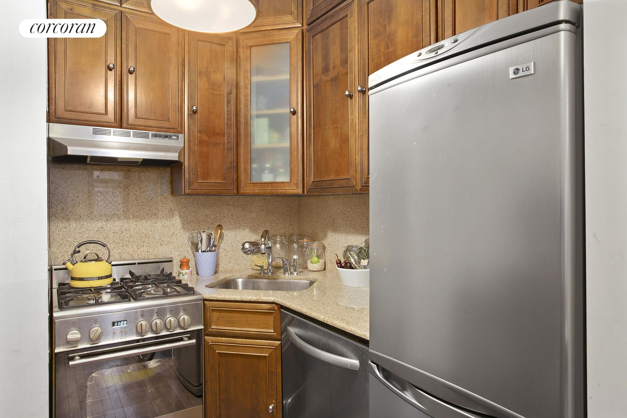 Corcoran, 88 Horatio Street, Apt. 1B, West Village Real Estate ...