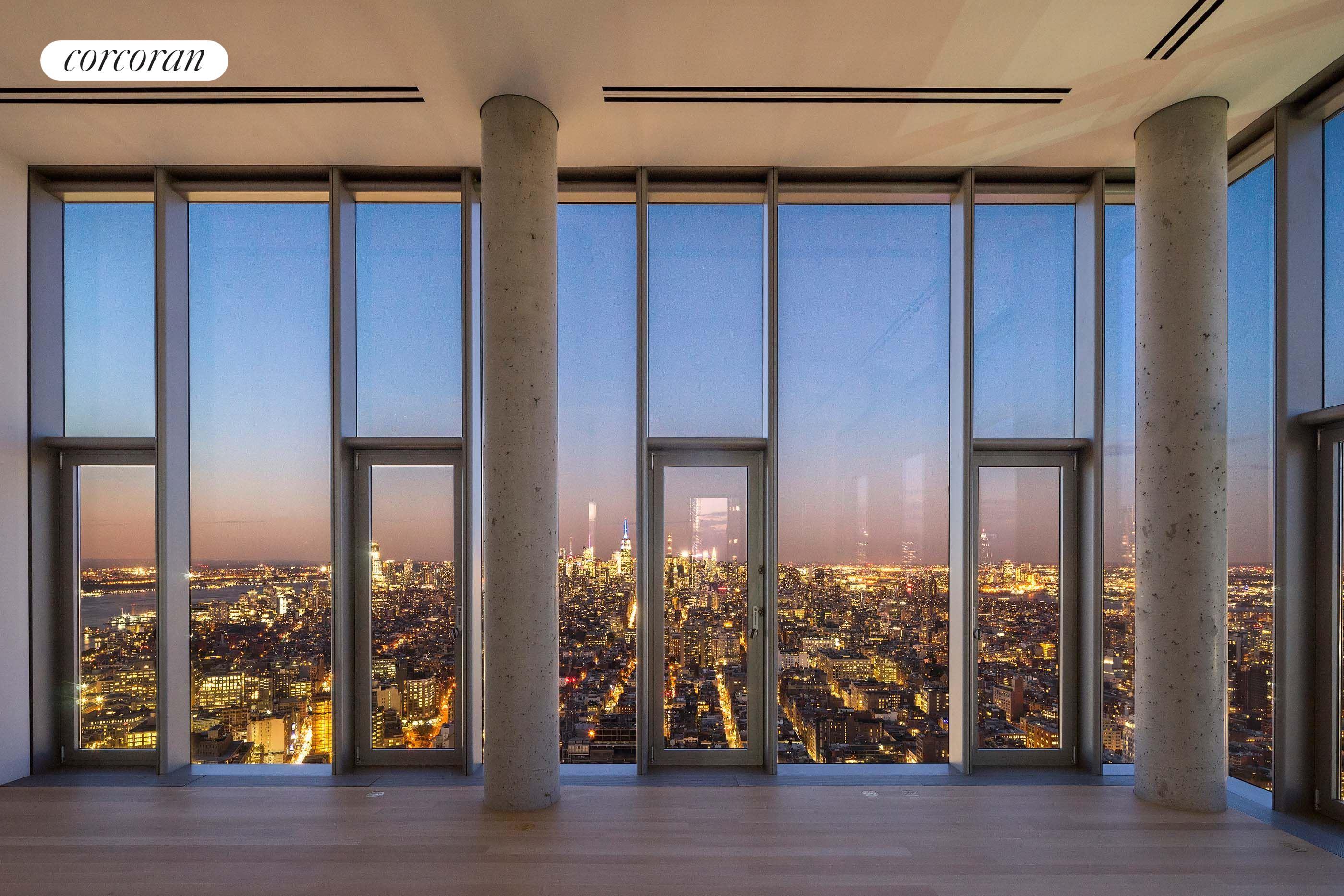 Condominium for Sale at 56 Leonard Street Penthouse-57 56 Leonard Street New York, New York 10013 United States