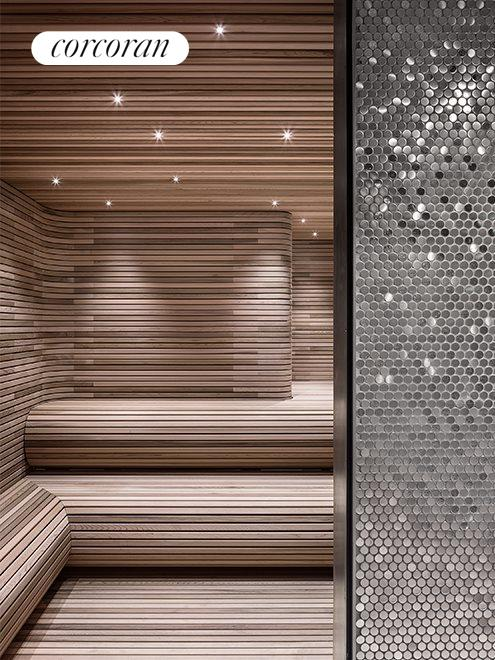 Steam Room and Red Cedar Wood Suana