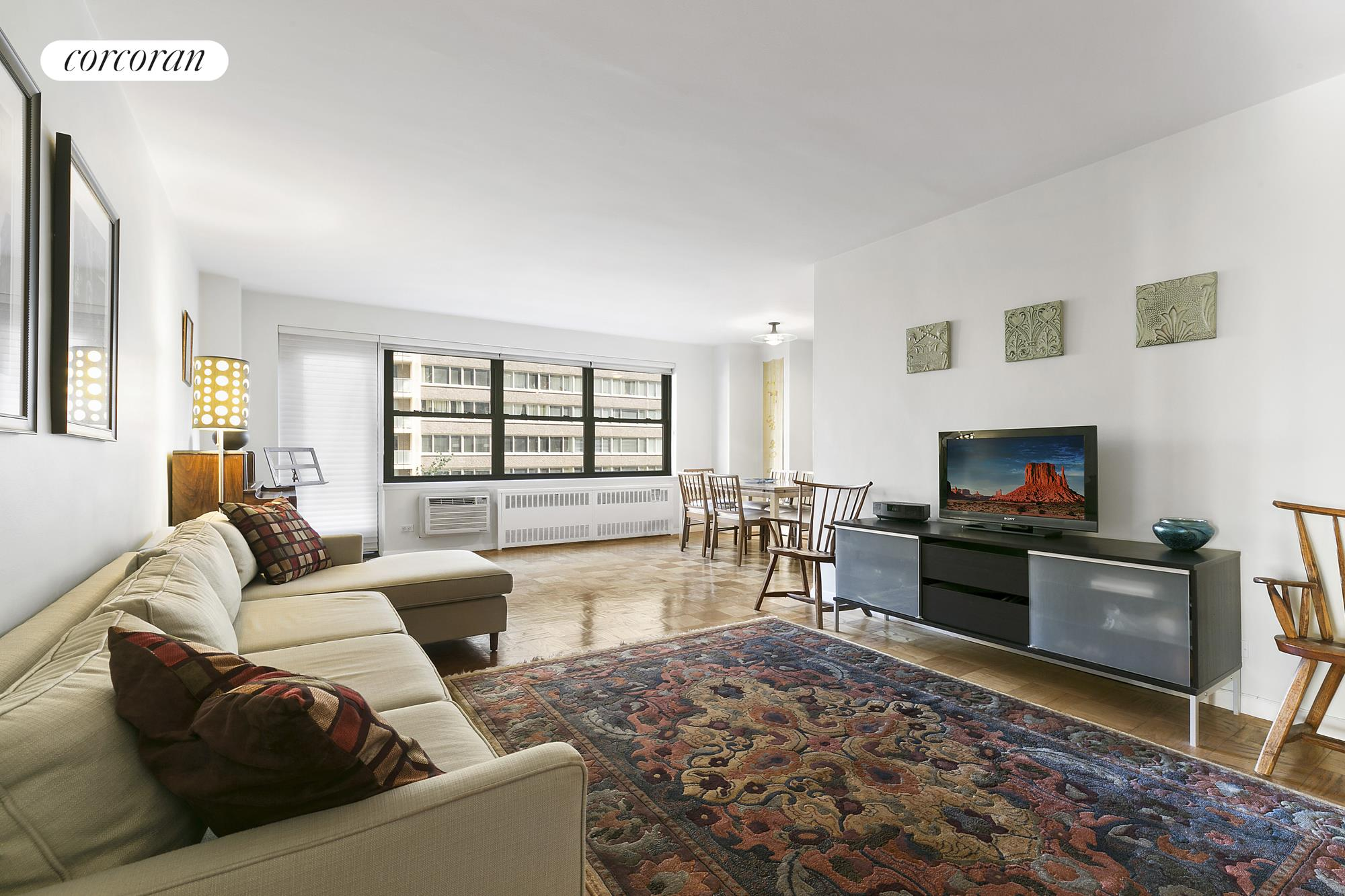 Corcoran, 205 West End Avenue, Apt. 5D, Upper West Side Real Estate ...