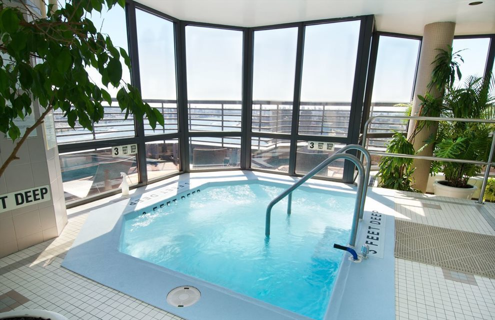 The Horizon Apartment Building | View 415 East 37th Street | Jacuzzi