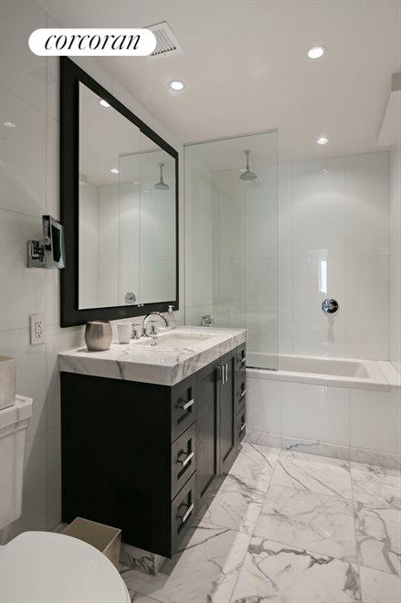 2nd Marble Bathroom