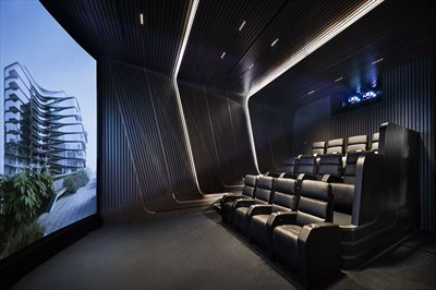 New York City Real Estate | View 520 West 28th Street, #PH39 | IMAX THEATER