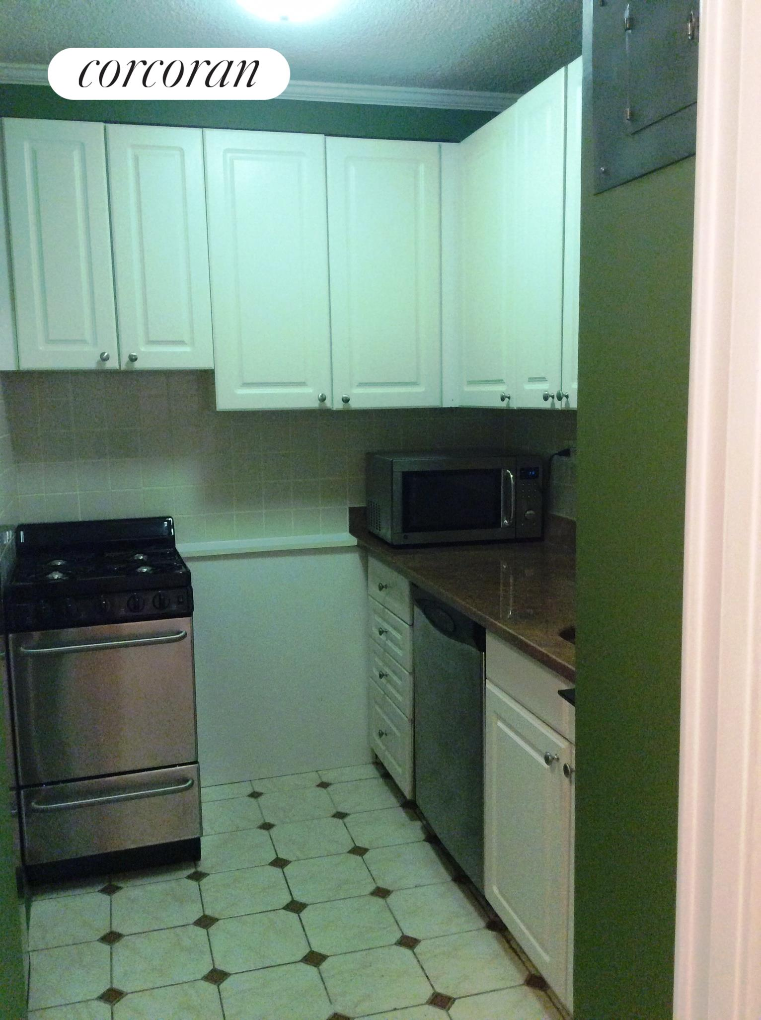 77 East 12th Street, 3A, Large Kitchen with Dishwasher