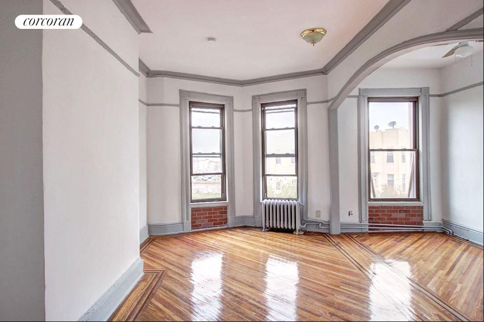 New York City Real Estate | View 2058A Pacific Street | 4 Beds, 2 Baths