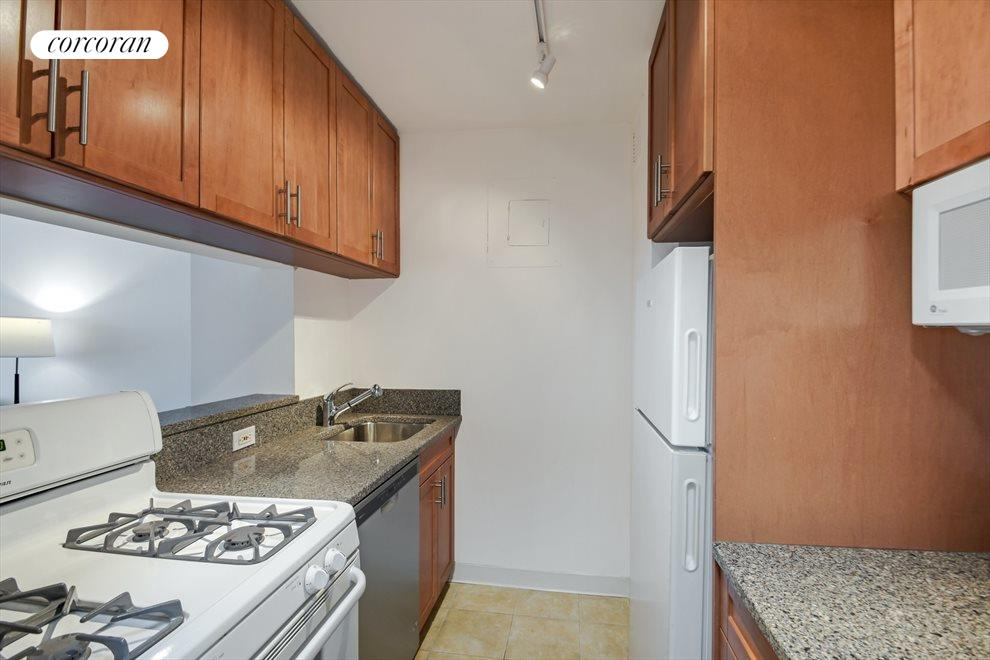 New York City Real Estate | View 245 East 54th Street, #21B | New Appliances, Granite Counters, Updated Cabinets
