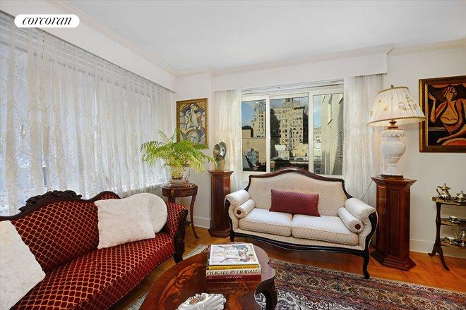 30 East 65th Street, 9D, Living Room