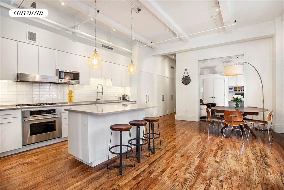New York City Real Estate | View 28 West 38th Street, #6W | 3 Beds, 2 Baths