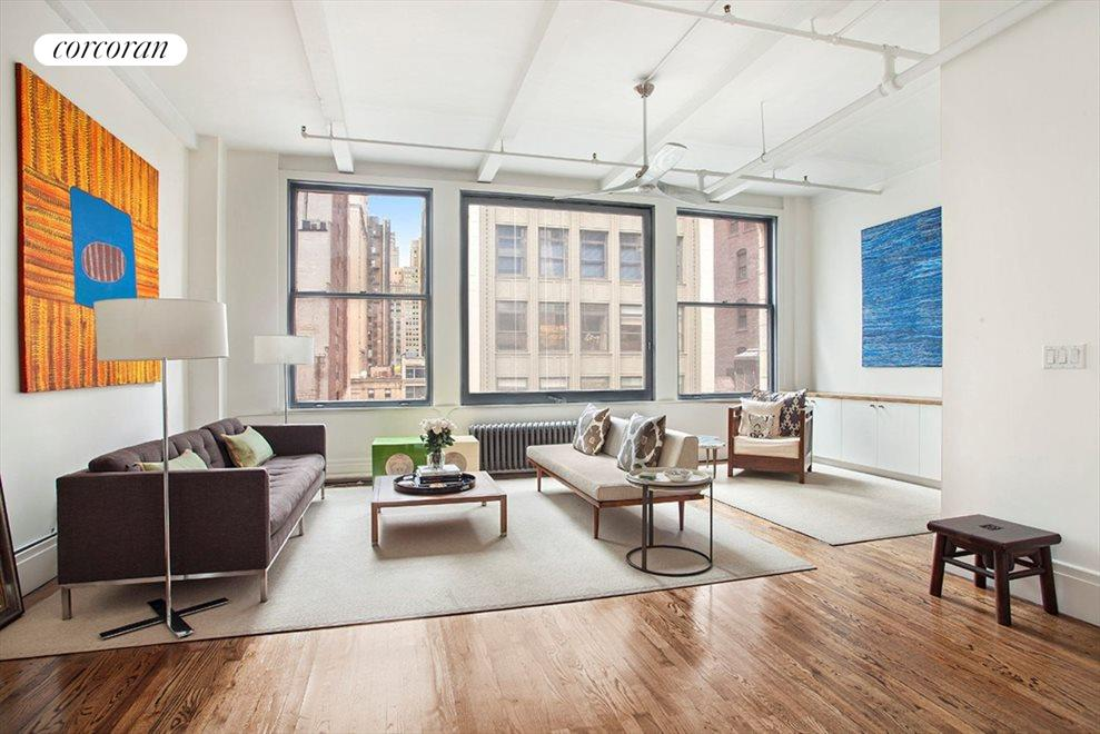 New York City Real Estate | View 28 West 38th Street, #6W | room 1