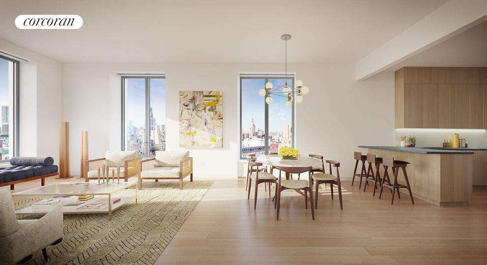 New York City Real Estate | View 21 East 12th Street, #15C | room 8