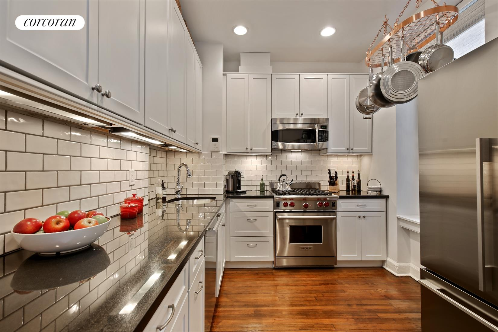 corcoran 124 state street apt 3 brooklyn heights real estate