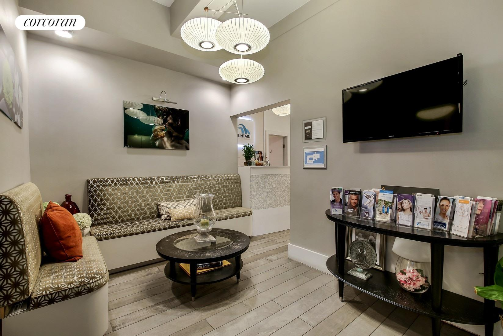 205 East 69th Street, Office B, Waiting Area