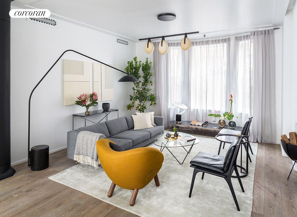 171 Columbia Heights 3b Living Room
