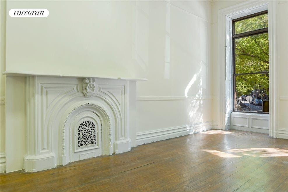 Floor-to-ceiling windows...