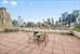 350 West 50th Street, 23I, Furnished Beautiful Roof Deck w/ 360 Degree Views
