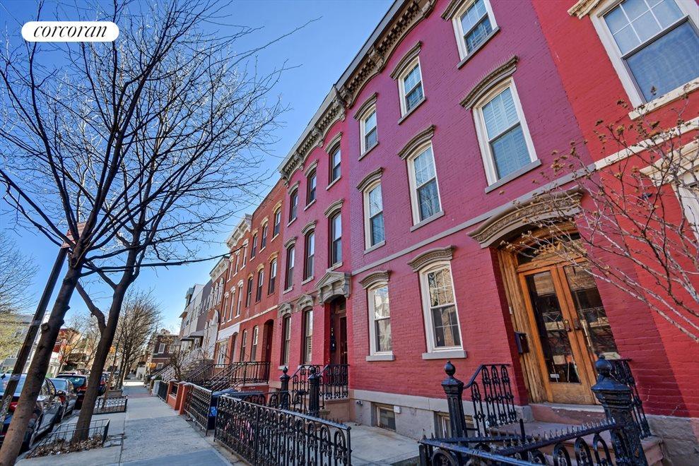 997 Lorimer St -- Rare Greenpoint Brick Townhouse