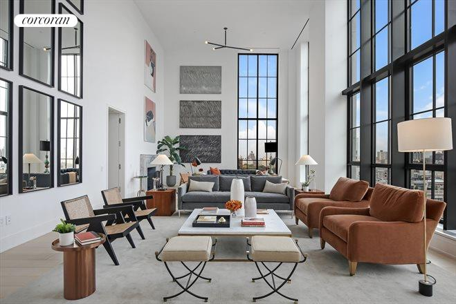 Corcoran 60 east 86th street apt penthouse upper east for Upper east side penthouses for sale