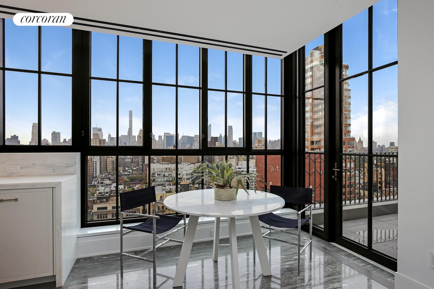 60 East 86th Street, PENTHOUSE, Great Room Photo