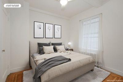 New York City Real Estate | View 123 West 74th Street, #1A-1 | Bedroom