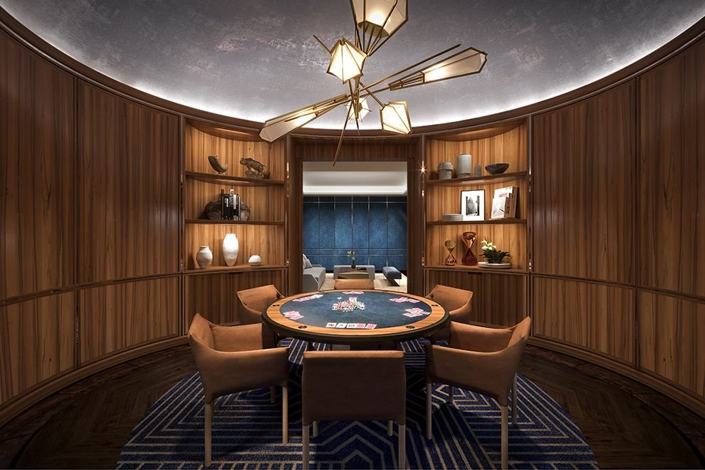 Private Lounge Spaces