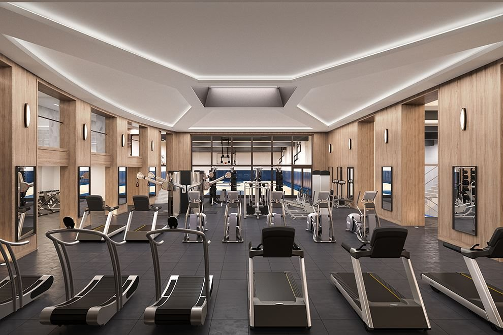 The Waterline Club Fitness Center