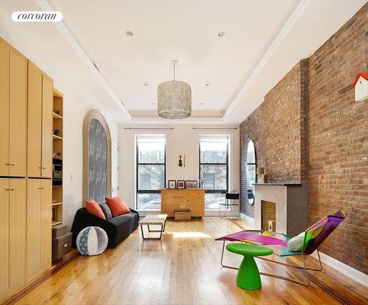 517 West 152nd Street, Living Room
