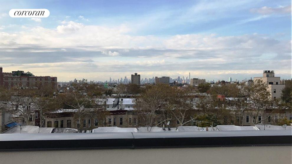 View from Private Roof Terrace