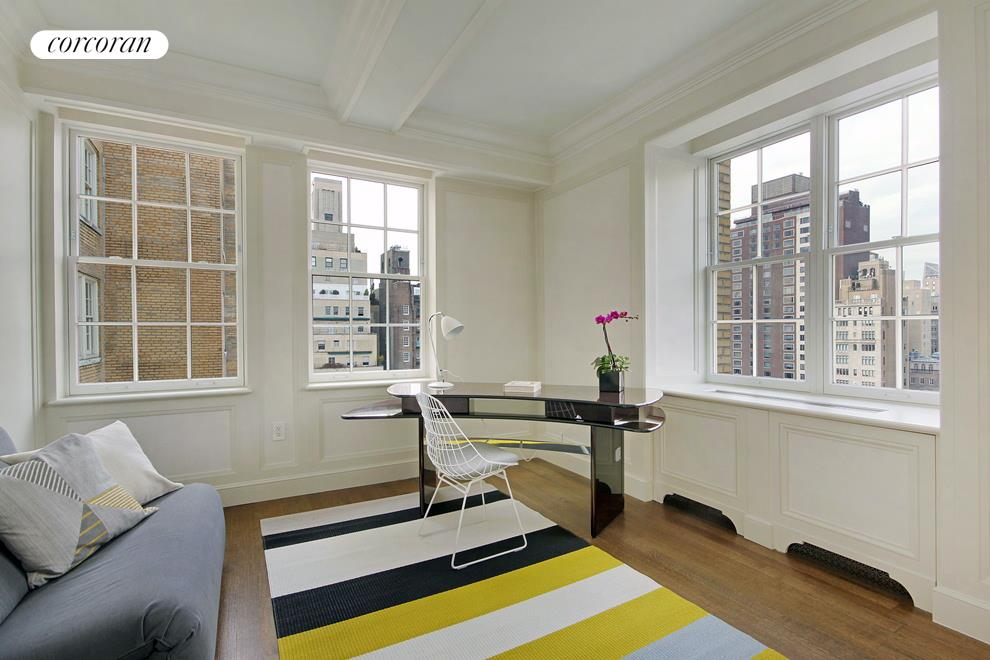 25 East 77th Street, 1503, Living Room