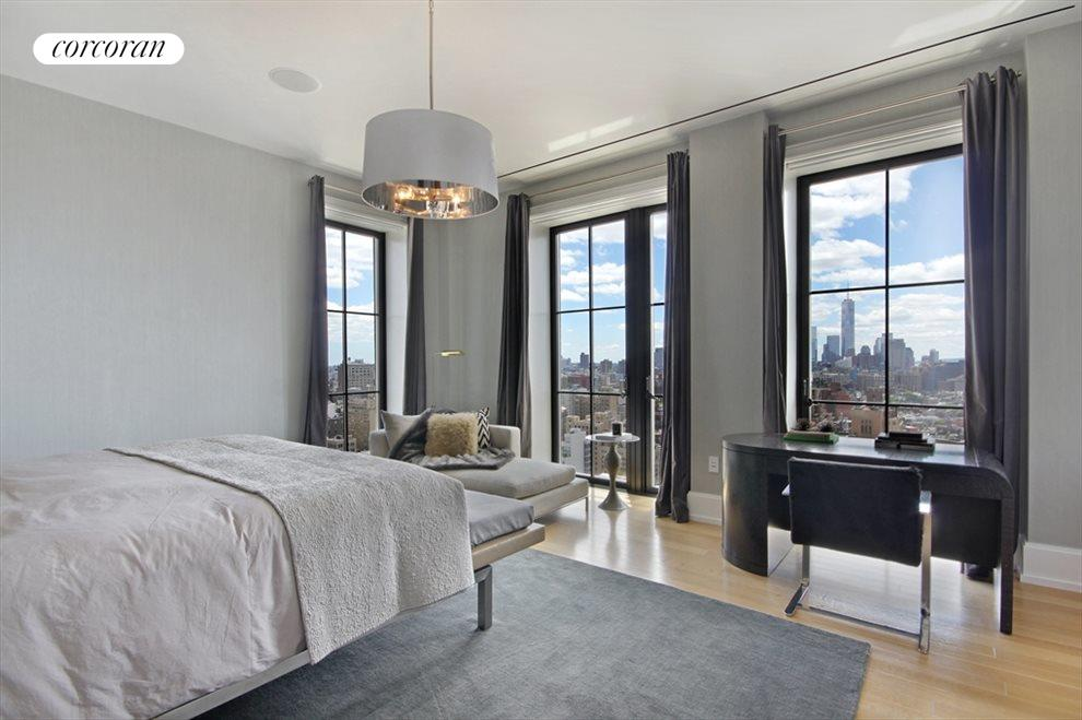 New York City Real Estate | View 212 West 18th Street, #PH5 | Master Bedroom