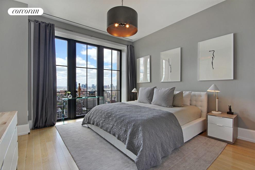 New York City Real Estate | View 212 West 18th Street, #PH5 | 2nd Bedroom