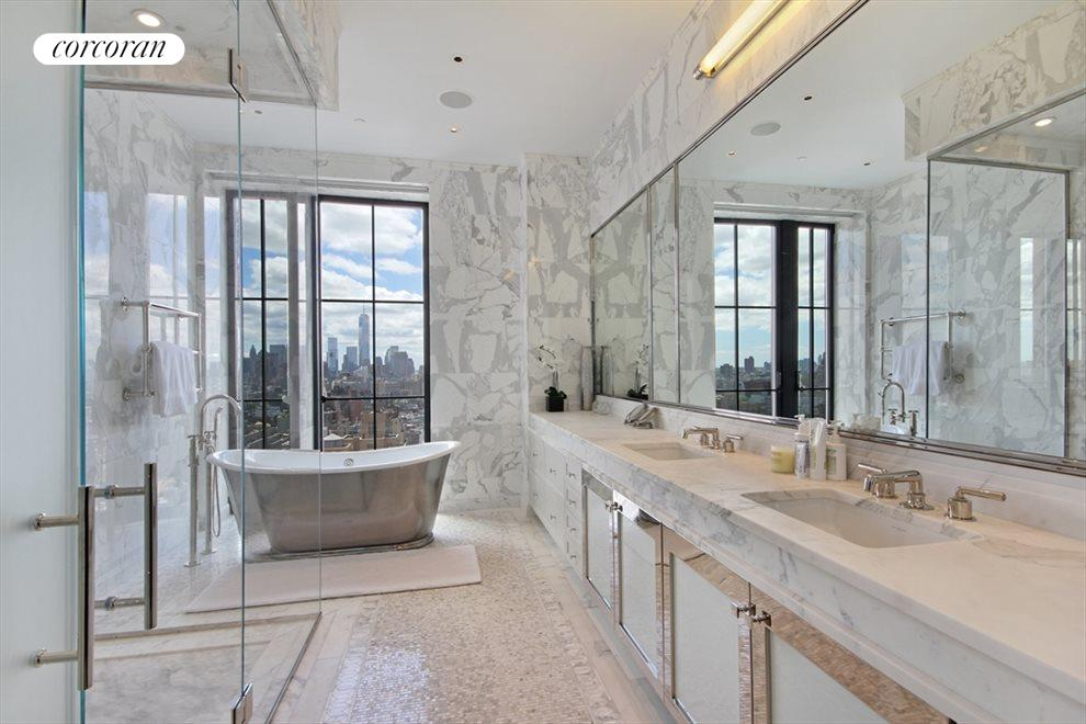 New York City Real Estate | View 212 West 18th Street, #PH5 | Bathroom