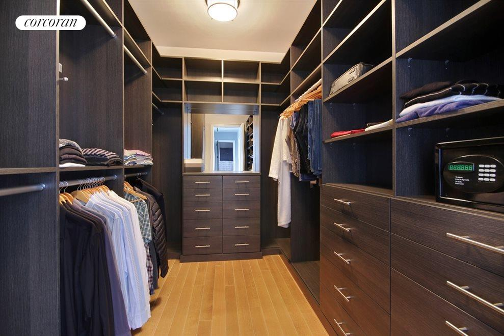 New York City Real Estate | View 212 West 18th Street, #PH5 | Closet