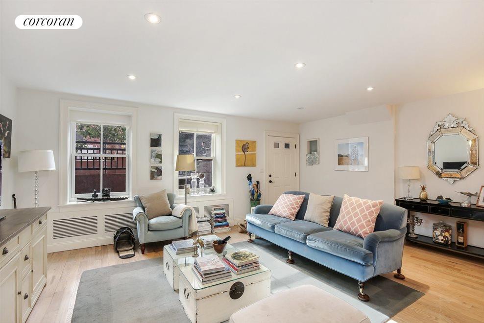 Garden Duplex Living Room