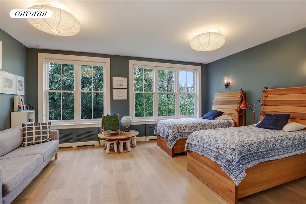 Huge and Light-Filled Bedrooms