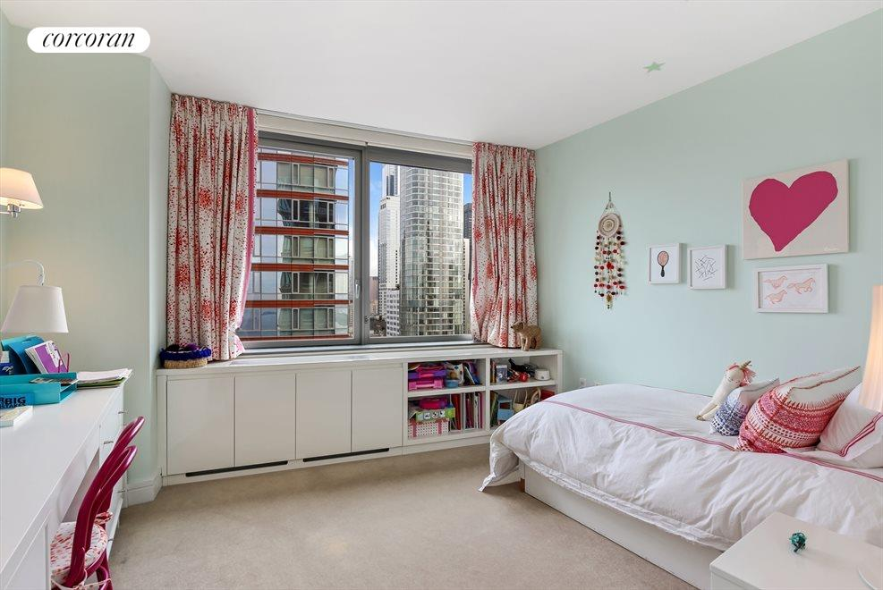 3rd Bedroom with City Views