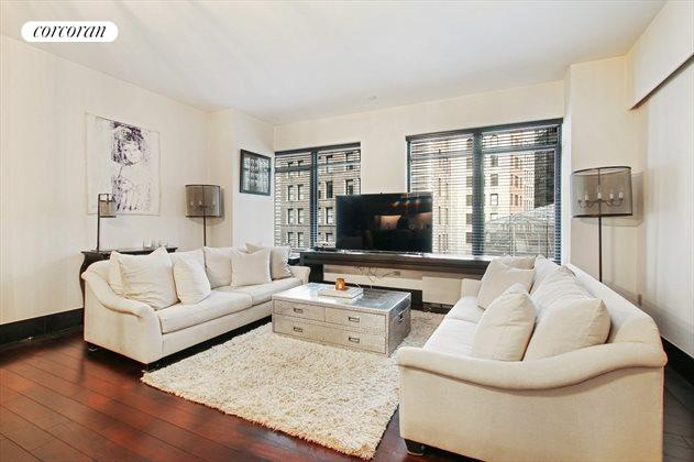 40 BROAD ST, Apt. 17H, Financial District