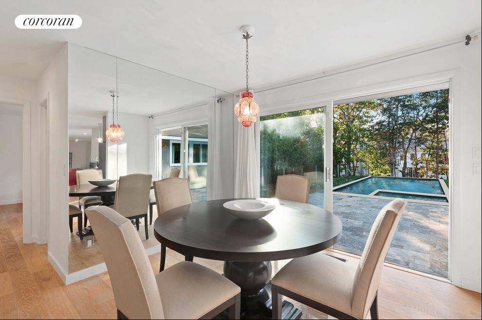New York City Real Estate | View 17 Forest Road | Dining Area