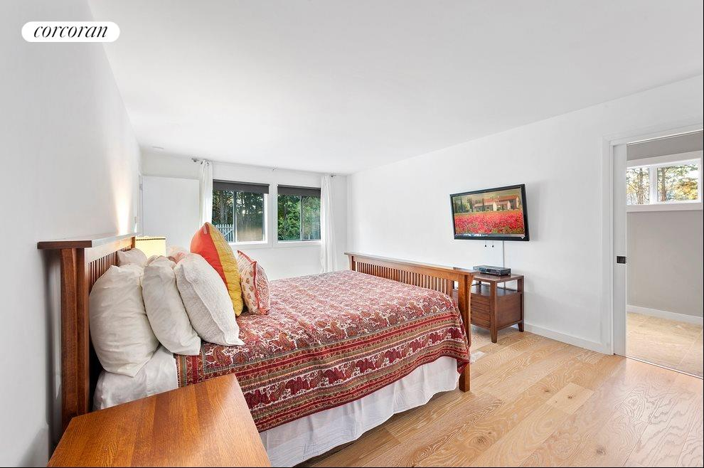 New York City Real Estate | View 17 Forest Road | Master Bedroom