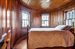 3345 Bayshore Road, turret bedroom with Adirondack feel